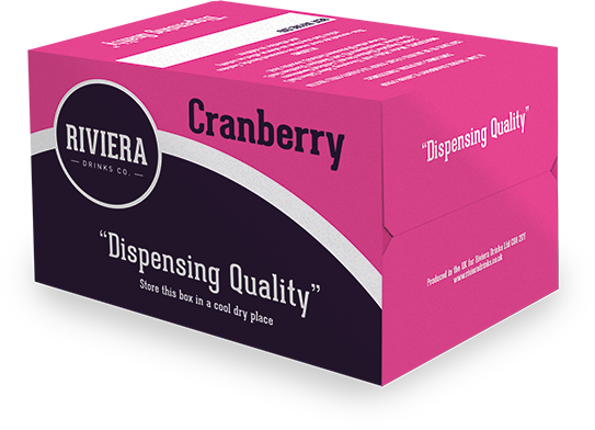 Cranberry Flavoured Drinks