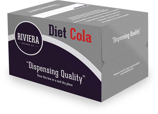 Diet Cola Flavoured Drinks